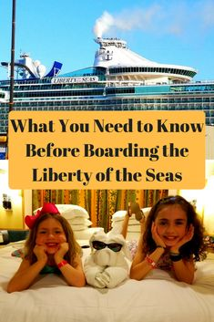 If you are planning your first cruise, here is what you need to know before boarding the Liberty of the Seas on the Royal Caribbean cruise ship. Cruise Tips Royal Caribbean, Western Caribbean Cruise, Royal Caribbean Ships, Caribbean Drinks, Caribbean Food, Road Trip With Kids, Travel With Kids, Family Travel, Family Cruise