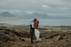 Lyndsey & Keith // Iceland elopement » The Kitcheners // Fine Art Wedding Photographer | UK | Europe | Worldwide