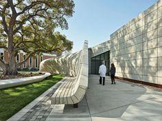 "Pabellón Kaplan, Centro Biomédico ""City of Hope"" - Duarte, CA - Belzberg Architects - © Bruce Damonte"