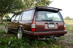 volvette.  V8 Volvo