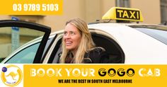As the biggest taxi business in South East Melbourne, GoGo Cabs has the fleet, the coverage, the technology and the skilled drivers to get you where you need to go quickly and efficiently. #TaxiCranbourne #CranbourneTaxi #Taxi #Cabs
