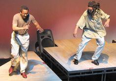 gregory hines and savion glover...