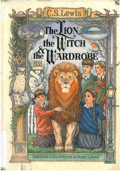 lest-i-forget_lionWitchWardrobe