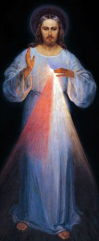 Divine Mercy Sunday Video, Message and Art; celebrated on the Sunday after Easter as requested by Jesus to Saint Faustina Kowalska, more. Divine Mercy Image, Catholic Mass Readings, Daily Catholic Mass, Divine Mercy Novena, Divine Mercy Sunday, Divine Chaplet, St Faustina Kowalska, Image Jesus, Christian Art