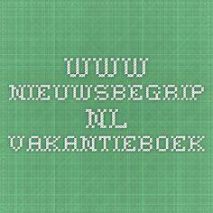 www.nieuwsbegrip.nl - vakantieboek