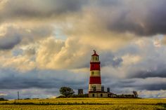 Happisburgh Lighthouse, Norfolk by jchopgood on 500px