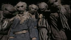 Ghost Hunting Theories: Scarecrows! Scarecrows! Scarecrows!