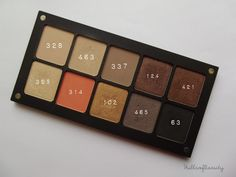 My Inglot Palette (Freedom System) | 7 hills of beauty