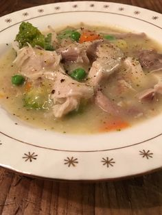 Soup, Meat, Chicken, Ethnic Recipes, Soups, Cubs