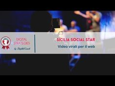 Sicilia Social Star una società di produzione e creazione di contenuti video virali per web e canali social media network, produzioni tv e product placement