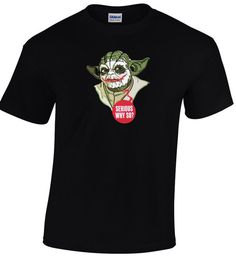 Hello! Check out our new arrivals! Cool tshirts for Cool People! Only from nickcooltshirts! Buy 60 euro of our stuff and get 10% discount! Jedi Master Parody Joker Batman Short Sleeve Black T-shirt Funny Cool Men Top Tee €15.00 https://www.etsy.com/shop/nickcooltshirts?utm_source=outfy&utm_medium=api&utm_campaign=api