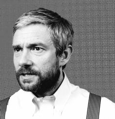 Martin Freeman's beard is probably the only one I consider really sexy.