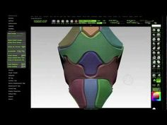Zbrush 4R5 Panel Loops - YouTube