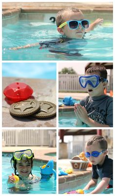 5 Classic Pool Games for Kids *great list