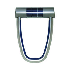 Tired of using a big chain to lock your bike? Check out Skylock's Solar Bike Lock. Keyless, electronic and only 12 hours of sunlight needed to charge this lock for 6 months! Read more: https://greenlivingaz.com/cos-july-2016/?utm_campaign=.&utm_medium=.&utm_source=pinterest