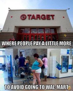 The Truth About Target - NoWayGirl