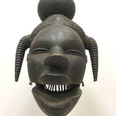 Masks from around the world. Africa.