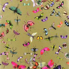 mariposa - or wallpaper | Christian Lacroix