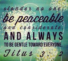 Titus 3:2