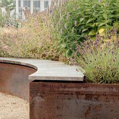 Magneten Sensory Garden by MASU Planning « Landscape Architecture Platform Garden Landscape Design, Landscape Architecture, Sensory Garden, Contemporary Landscape, Plant Design, Dream Garden, Backyard Landscaping, Garden Inspiration, Gardens