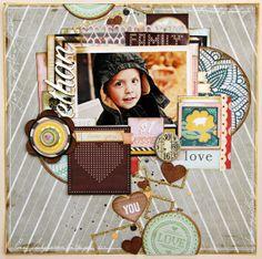 Christine Middlecamp - Crate Paper Close Knit