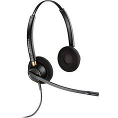 Plantronics EncorePro HW520D Digital Series Headset. Part 203192-01Plantronics HW520D Headset. Plantronics Digital Series Headset.