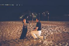 Marriage proposal on Koh Samui Photo by Akaphonphotography