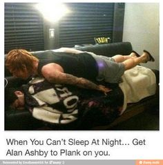 Alan Ashby Austin Carlile Of Mice and Men OM when you can't sleep at night