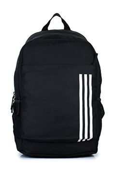 Adidas Black Unisex A Classic M 3SL Laptop Backpack Black Adidas, Laptop  Backpack, Backpacks 8103f21fa6