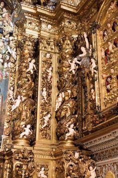 Capela de Nossa Senhora da Piedade, Igreja de São Roque ~ Lisbon, Portugal