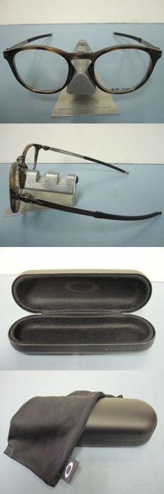 93d61d64bc2b Fashion Eyewear Clear Glasses 179240  Oakley Mens Rx Eyeglass Frame  Pitchman R Tortoise Ox8105-0350 New W Oakley Case -  BUY IT NOW ONLY    79.99 on eBay!