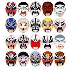 NOH masks- Japan