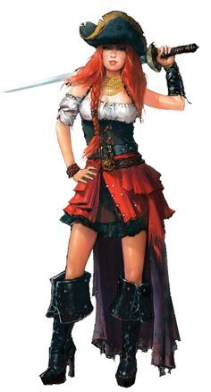 anime pirate costume - Buscar con Google