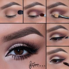 Motives by Loren Ridinger is a trusted name in makeup, skin care, and body care. Shop securely online for your favorite cosmetics and beauty products. Makeup Eye Looks, Eye Makeup Steps, Eye Makeup Art, Natural Eye Makeup, Smokey Eye Makeup, Cute Makeup, Skin Makeup, Eyeshadow Makeup, Makeup Tips