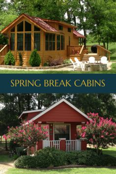 Canton Cabins Are Where Its At For Spring Break