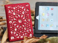 Creative Design! Bling Bling Felt Tablet Holder| Buyerparty Inc.