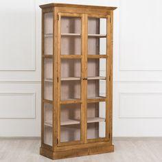 Шкаф-витрина Shine Collection - Книжные шкафы, витрины, библиотеки - Гостиная и кабинет - Мебель по комнатам My Little France