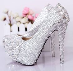 Cinderella heels - HeelsFans.com
