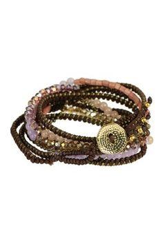 Convertible Necklace/Wrap Bracelet