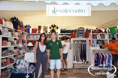 Valecuatro en el Polo  Shopping Village de Santa María Polo Club Sotogrande.  ¡Abierto durante todos los días hasta el 30 de agosto!