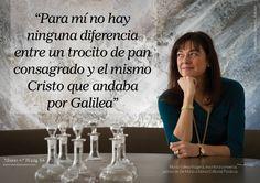 Entrevista a María Vallejo-Nágera, autora de De María a María (Editorial Palabra) en la revista Misión n.º 35, p. 54: www.revistamision.com