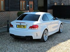 BMW 1 SERIES M COUPE M 2DR 3.0 2011
