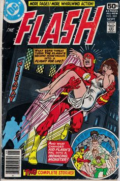 Flash 265 September 1978 Issue DC Comics Grade by ViewObscura
