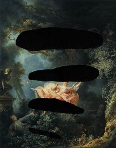Fragonard with Halos (2011)