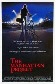 the manhattan project 1985 - Google Search