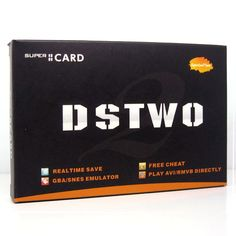 www.dsgameruk.com Supercard DSTWO has Noticeably powerful components, simple to use applications, and Comprehensive right after-sales service dstwo is compatible with 2DS/3DS(XL) 8.1.0-19,DSi 1.4.5,DS. Dstwo is the first built-in CPU flashcard in the entire world. With independent CPU Supercard DSTWO has a non-typical velocity, and incredible compatibility.
