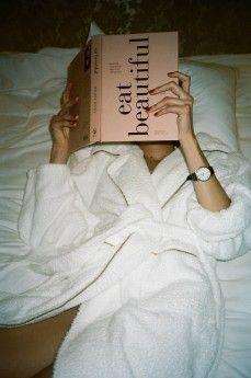 Eat beautiful via Self Service Magazine #atpatelier #atpatelierweekends #eat #sleep #robe