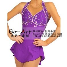 hot sales Ice Skating Dress Beautiful Figure New Brand Ice figure Dress Competition customize 1874
