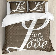 Adventure Duvet Cover Set Teepee Crossed Arrows We Are Living Our Adventure Inspirational Lettering Decor 4pcs Bedding Set Bedding Sets Home & Garden
