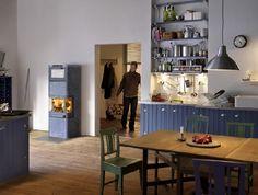 Schwedenöfen bringen Entspannung ins moderne Leben